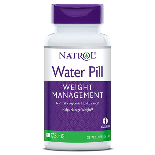 Natrol Water Pill (60 Tablets)