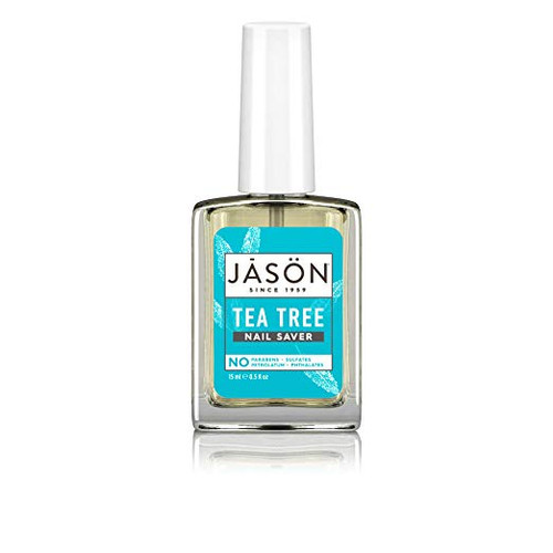 Jason Natural Products Tea Tree Nail Saver - 0.5 fl oz.