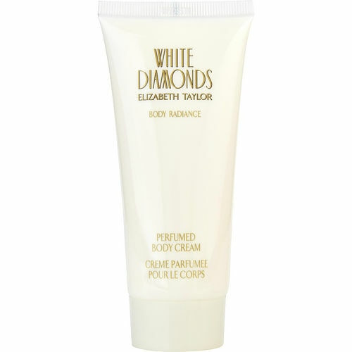 White Diamonds by Elizabeth Taylor Body Cream 3.3 oz