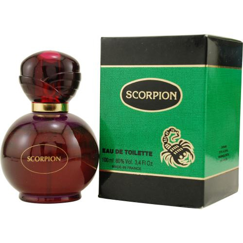 Scorpion by Parfums Jm Eau De Toilette Spray 3.4 oz