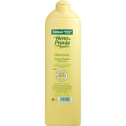 Heno De Pravia by Parfums Gal Shower Gel 22.5 oz
