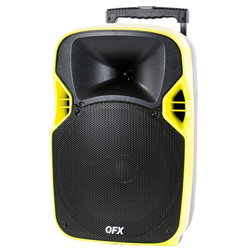 "QFX PBX-6000 12"" Mobile Theatre Projection Speaker"