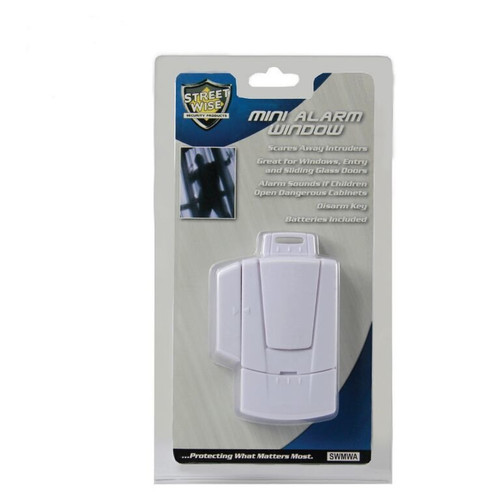 Streetwise Mini Window Alarm
