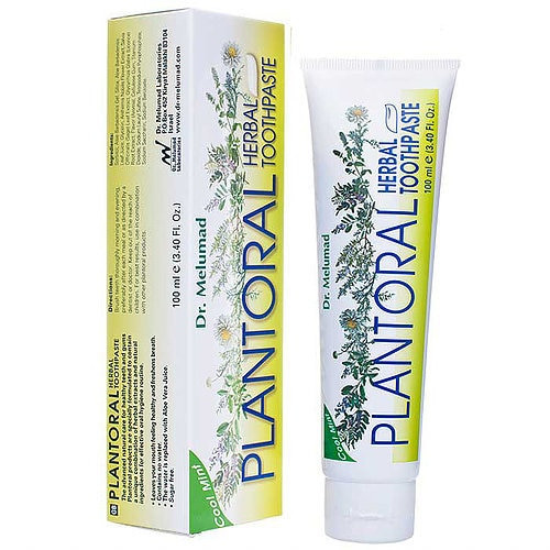Plantoral Herbal Toothpaste