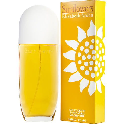 Sunflowers by Elizabeth Arden Eau De Toilette Spray 3.3 oz