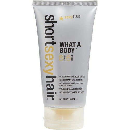 Sexy Hair By Sexy Hair Concepts Short Sexy Hair Ultra Bodifying Blow Dry Gel 5.1 oz