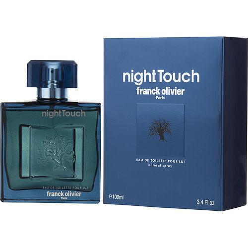 Franck Olivier Night Touch by Franck Olivier Eau De Toilette Spray 3.4 oz