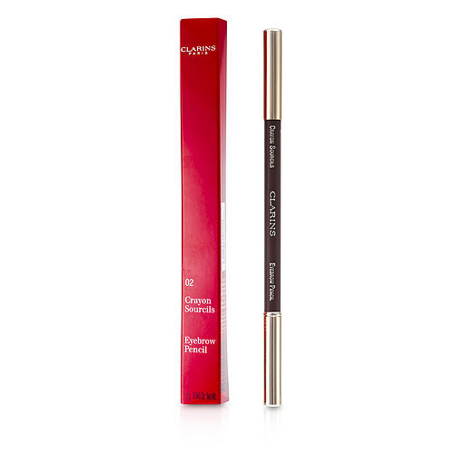 Clarins by Clarins Eyebrow Pencil - #02 Light Brown --1.3g/0.045oz