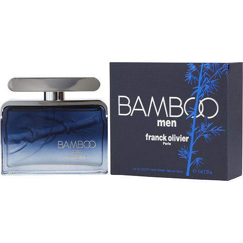 Franck Olivier Bamboo by Franck Olivier Eau De Toilette Spray 2.5 oz (New Packaging)