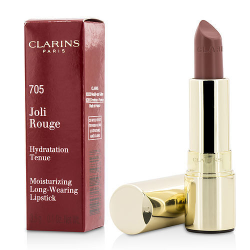 Clarins by Clarins Joli Rouge (Long Wearing Moisturizing Lipstick) - # 705 Soft Berry --3.5g/0.12oz