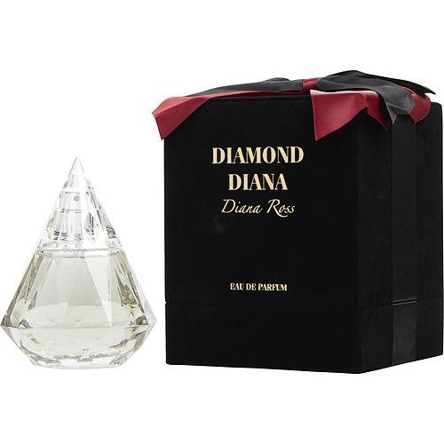 Diamond Diana by Diana Ross Eau De Parfum Spray 3.4 oz