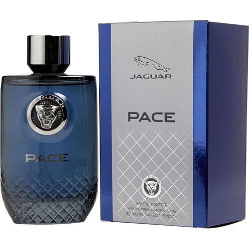 Jaguar Pace by Jaguar Eau De Toilette Spray 3.4 oz