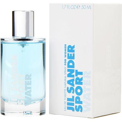 Jil Sander Sport Water by Jil Sander Eau De Toilette Spray 1.7 oz