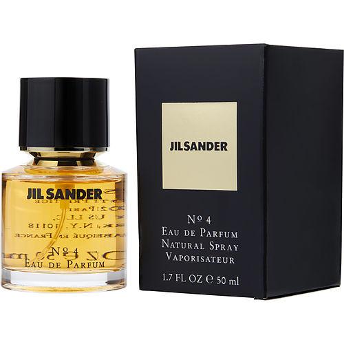 Jil Sander #4 by Jil Sander Eau De Parfum Spray 1.7 oz
