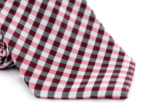 Jack Franklin Checkers Men's Tie