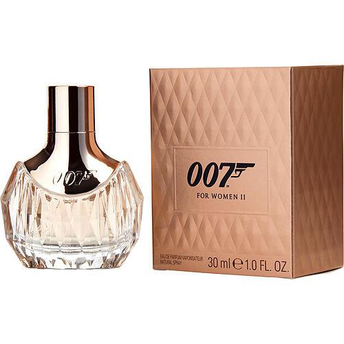 James Bond 007 for Women II by James Bond Eau De Parfum Spray 1 oz