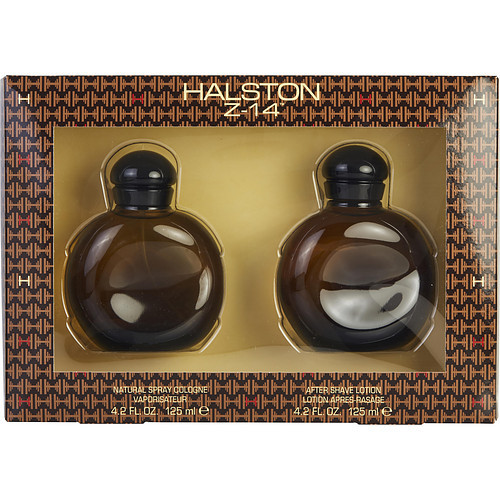 Halston Z-14 by Halston Cologne Spray 4.2 oz & Aftershave 4.2 oz