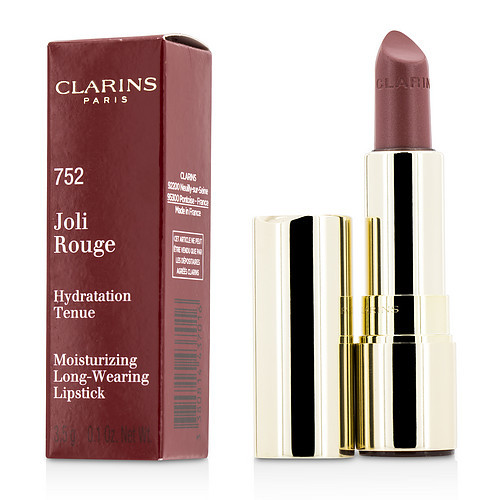 Clarins by Clarins Joli Rouge (Long Wearing Moisturizing Lipstick) - # 752 Rosewood --3.5g/0.1oz