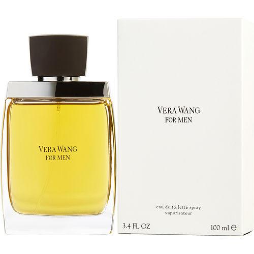 Vera Wang by Vera Wang Eau De Toilette Spray 3.4 oz