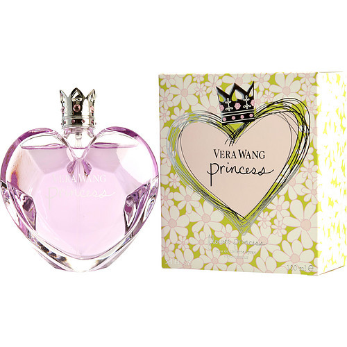 Vera Wang Princess Flower Princess by Vera Wang Eau De Toilette Spray 3.4 oz (Limited Edition)