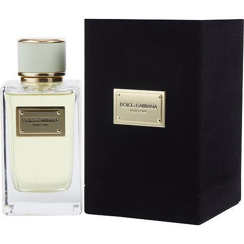 Dolce & Gabbana Velvet Pure by Dolce & Gabbana Eau De Parfum Spray 5 oz