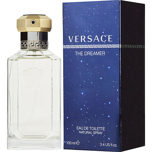 Dreamer by Gianni Versace Eau De Toilette Spray 3.4 oz