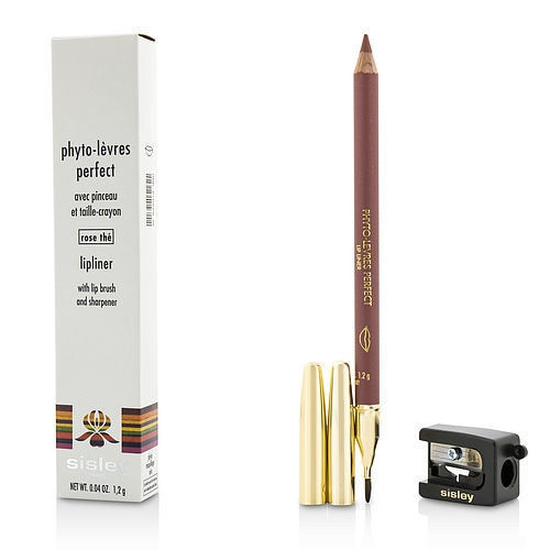 Sisley by Sisley Phyto Levres Perfect Lipliner with Lip Brush and Sharpener - #3 Rose the --1.2g/0.04oz