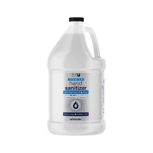 M.D. Science Premium Alcohol Free Hand Sanitizer 1 Gallon