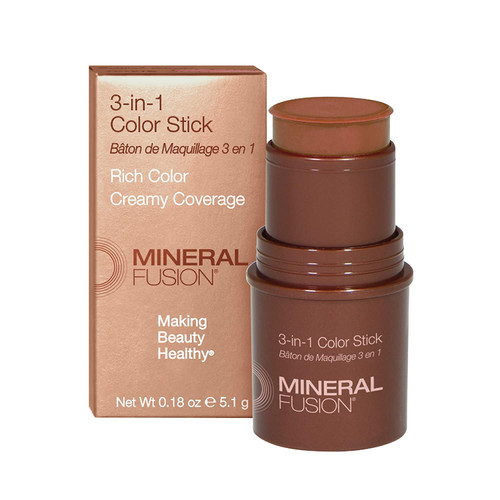 Mineral Fusion 3-in-1 Color Stick Magnetic - 0.18 Oz.