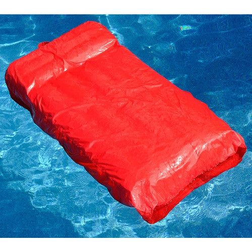 Solstice Sunsoft Mattress Lounge Red
