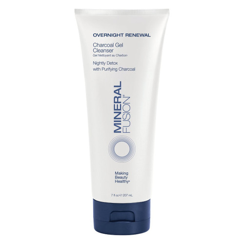 Mineral Fusion Charcoal Gel Cleanser - 7 Fl Oz.