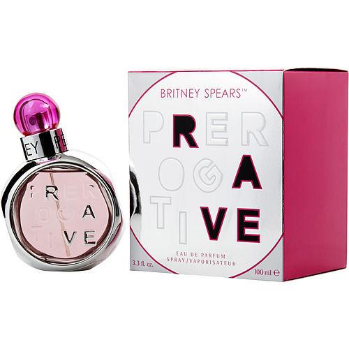 Prerogative Rave Britney Spears By Britney Spears Eau De Parfum Spray 3.3 Oz