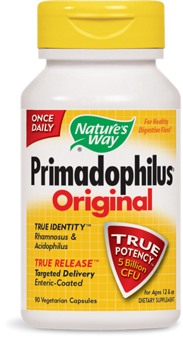 Nature's Way Primadophilus Original - 90 Capsules