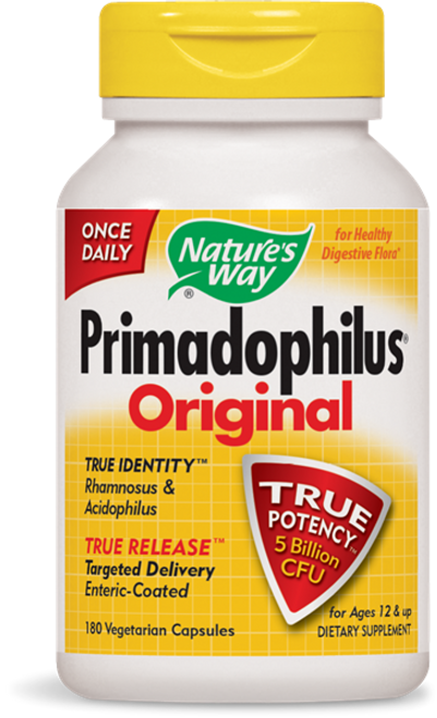 Nature's Way Primadophilus Original - 180 Vcaps