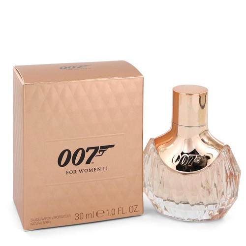 007 Women II by James Bond Eau De Parfum Spray 1 oz for Women
