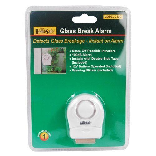 HomeSafe Glass Breakage Alarm