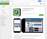 ComfileHMI Remote Control Web Client and Android App