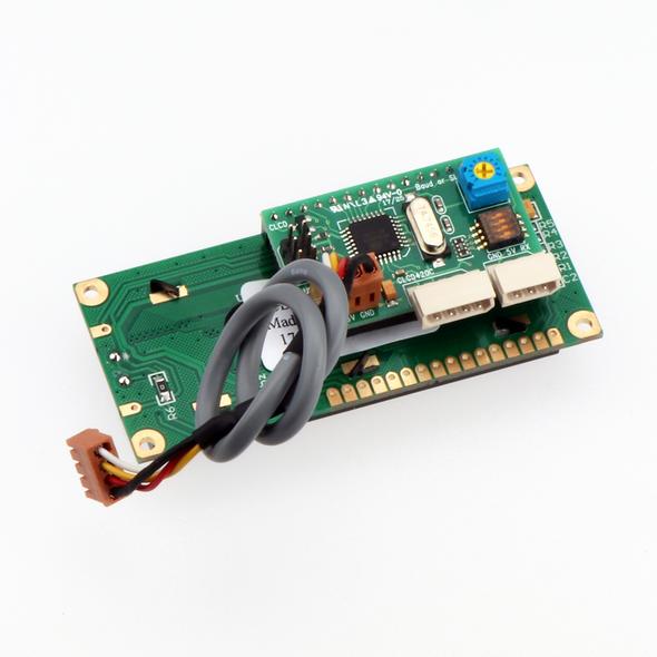 CLCD216-G  (Serial Character LCD Display)
