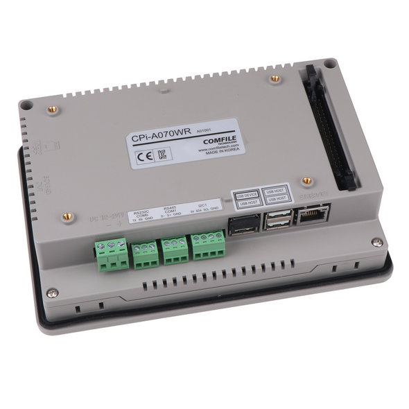 "CPi-A070WR (7"" Industrial Raspberry Pi Touch Panel PC)"