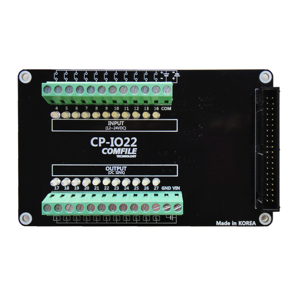 CP-IO22 - IO Board Accessory for the ComfilePi