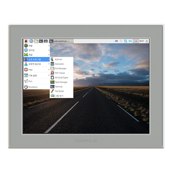 """CPi-A150WR (15"""" Industrial Raspberry Pi Touch Panel PC)"""