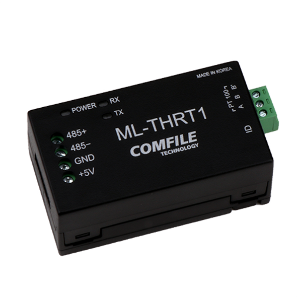 ML-THRT1 (RS485 Modbus-RTU RTD Temperature Module)