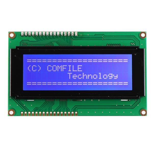 CLCD420-B (Serial Character LCD Display)
