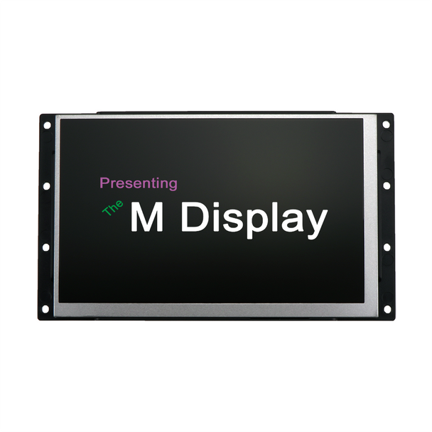 """MDP070N (7"""" Serial Color TFT LCD Display)"""
