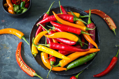 Turn Up the Heat With Chile Peppers