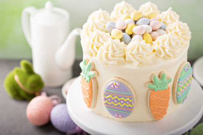 5 Fun Easter Desserts