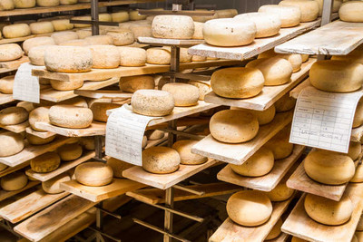 All About Cheese: Hard Cheeses