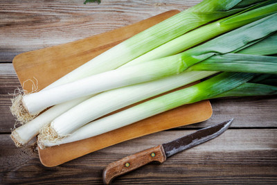 Learn to Love Leeks