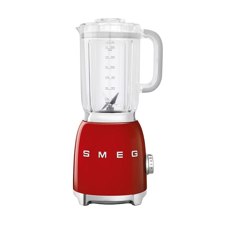 SMEG Blender in Red