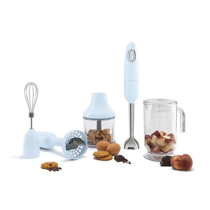 SMEG Hand Blender and Attachments